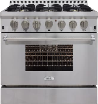 AGA Professional Series APRO36AGSS - Front View