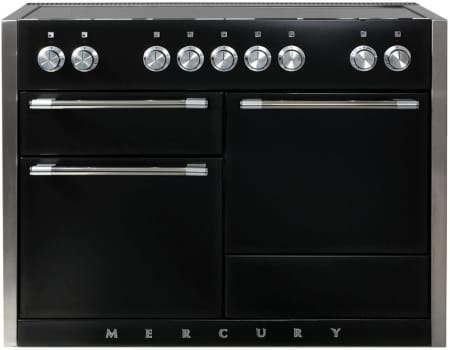 AGA Mercury AMC48INMBL - Matte Black