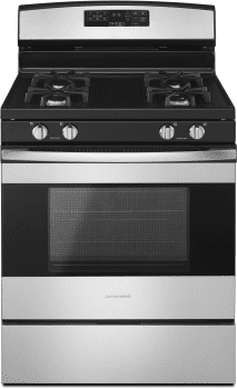 Amana AGR6603 - 30 Inch Gas Range in Stainless Steel Finish from Amana