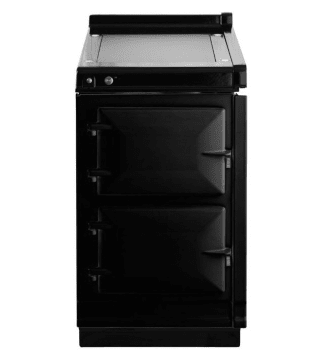 AGA Companion Series AHCINBLK - Black Front View