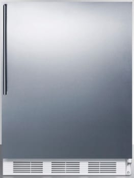 AccuCold AL650BISSHV - Stainless Door with Vertical Thin Handle