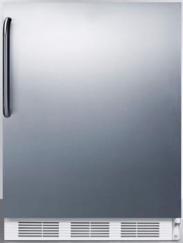AccuCold AL650CSS - Stainless Cabinet with Towel Bar Handle