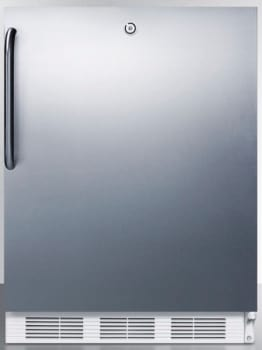 AccuCold AL650LSSTB - Stainless Door with Pro Handle
