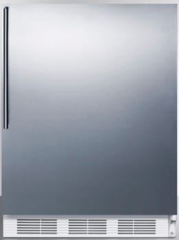 AccuCold AL650SSHV - Stainless Door with Vertical Thin Handle