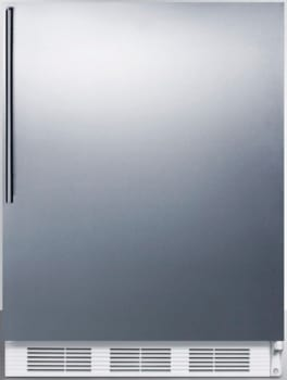AccuCold AL750BISSHV - Stainless Door with Vertical Thin Handle