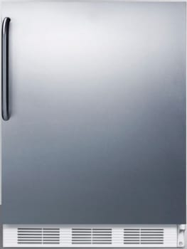 AccuCold AL750CSS - Stainless Cabinet with Pro Handle
