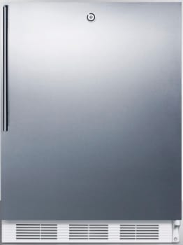 AccuCold AL750LBISSHV - Stainless Door with Vertical Thin Handle