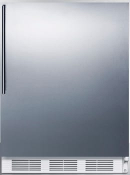 AccuCold AL750SSHV - Stainless Door with Vertical Thin Handle
