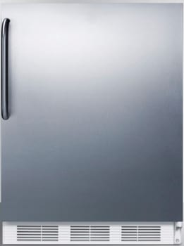 AccuCold AL750SSTB - Stainless Door with Pro Handle