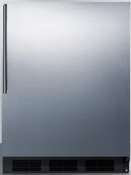 AccuCold AL752BBISSHV - Stainless Door with Vertical Thin Handle