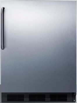 AccuCold AL752BBISSTB - Stainless Door with Pro Handle