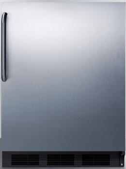 AccuCold AL752BCSS - Stainless Cabinet with Pro Handle