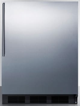 AccuCold AL752BSSHV - Stainless Door with Vertical Thin Handle