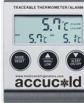 AccuCold ODA - Open Door Buzzer Alarm