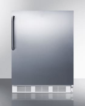 AccuCold ALB651CSS - Stainless Cabinet with Pro Handle