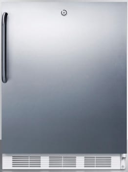 AccuCold ALB751LCSS - Stainless Cabinet with Pro Handle