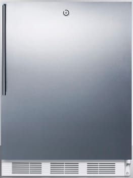 AccuCold ALB751LSSHV - Stainless Door with Vertical Thin Handle