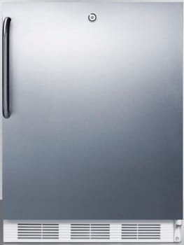AccuCold ALB751LSSTB - Stainless Door with Pro Handle