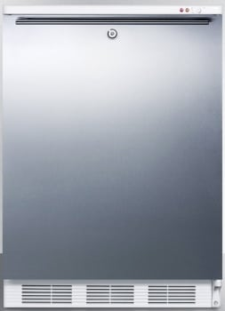 AccuCold ALF620LSSHH - Stainless Door with Horizontal Thin Handle
