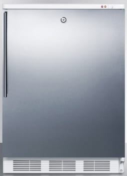 AccuCold ALF620LSSHV - Stainless Door with Vertical Thin Handle
