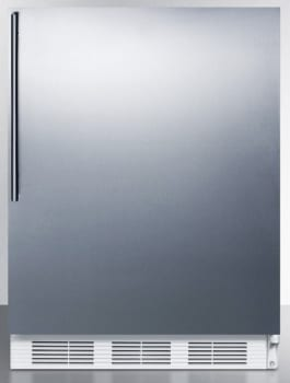 AccuCold ALF620SSHV - Stainless Door with Vertical Thin Handle