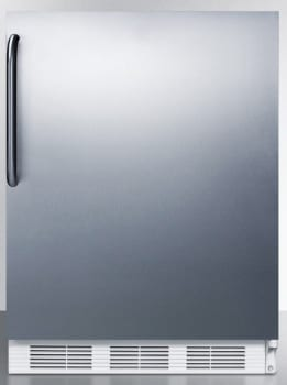 AccuCold ALF620SSTB - Stainless Door with Pro Handle