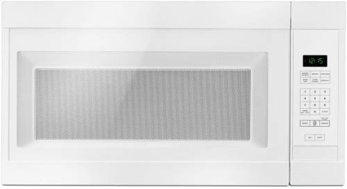 Amana AMV2307PFW - Amana 1.6 cu. ft. Over-the-Range Microwave in White