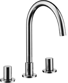 Hansgrohe Axor Starck Series 10135 - Chrome
