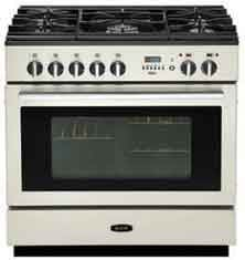 AGA Professional Series APRO36DFIVY - Ivory