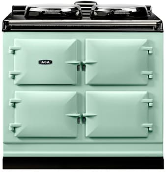 AGA ADC3EAQU - AGA Electric Cooker - Aqua