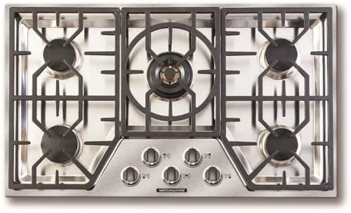 American Range Vitesse Series ARDCT365 - 5-Burner Gas Cooktop from American Range