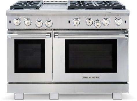 American Range Cuisine Series ARR648GDN - Front View