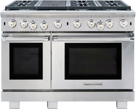 American Range Cuisine Series ARR648GRN - Front View