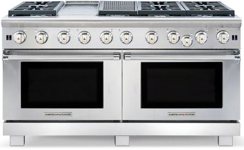 American Range Cuisine Series ARR660GDGRL - Front View