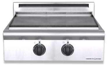 "American Range Legend Series ARSCT242GD - 24"" Pro-Style Gas Griddle Rangetop"