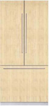 Bosch Integra Series B36IT70NNP - Custom Panel
