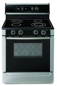 Bosch Evolution 500 Series HES5042U - Stainless Steel w/ Black Cooktop
