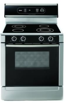 Bosch Evolution 500 Series HES5052U - Stainless Steel w/ Stainless Steel Cooktop