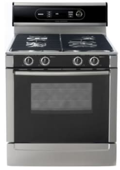 Bosch Evolution 500 Series HGS50 - Stainless Steel w/ Stainless Steel Cooktop