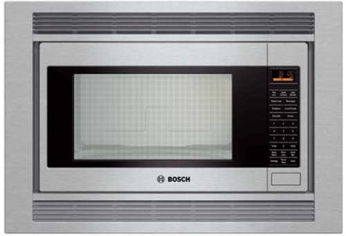 Bosch 500 Series HMT5020 - View of Stainless Steel