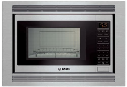 Bosch 800 Series HMB8060 - View of Stainless Steel