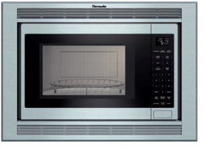 Thermador MCES - Stainless Steel with 30 Inch Trim Kit