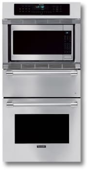 Thermador Combination SE-Series SEMW302BP - Stainless Steel w/ Professional Handles