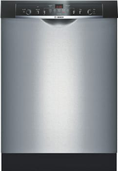 Bosch Ascenta Series SHE5AM0 - Stainless Steel