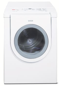 Bosch Nexxt 300 Series WTMC3521UC - White