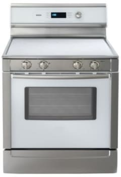 Inch Freestanding Electric Range