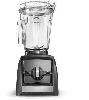 Vitamix 62048 - Slate Front View
