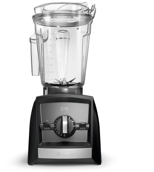 Vitamix 61007 - Black Front View