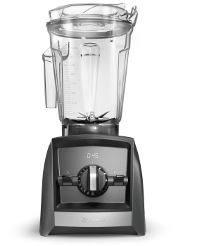 Vitamix 62068 - Slate Front View