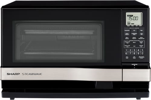 Sharp SuperSteam Oven AX1100 - Stainless Steel
